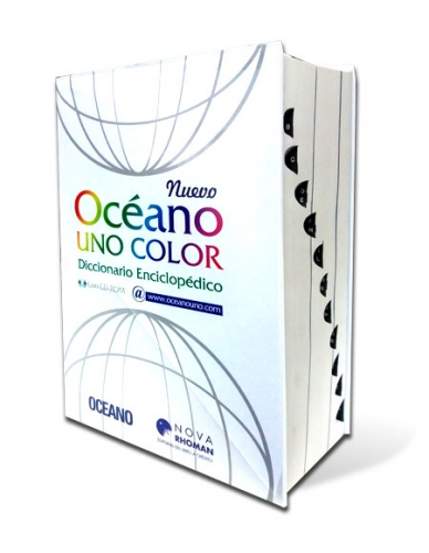 Nuevo Oceano Uno Color - Diccionario Enciclopedico