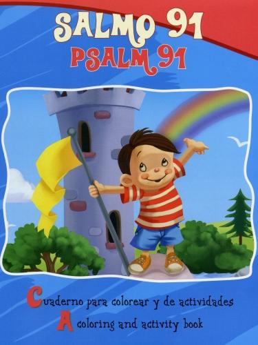 Salmo 91 Cuaderno Para Colorear
