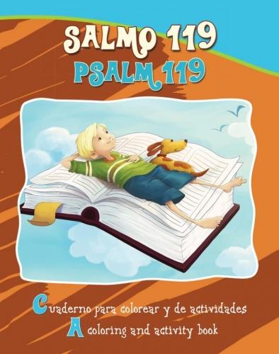 Salmo 119 Cuaderno Para Colorear