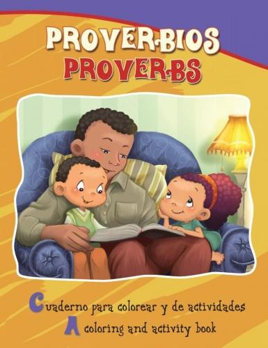 Proverbios Cuaderno Para Colorear