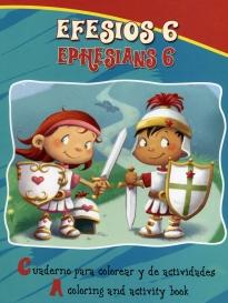 Efesios Cuaderno Para Colorear