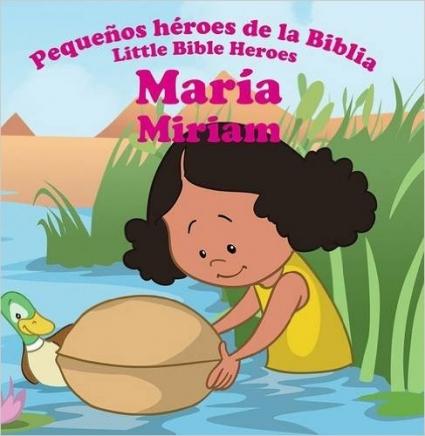 Maria Pequeños Heroes De La Biblia Prats