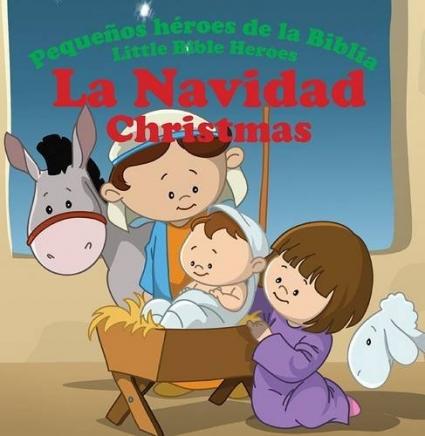 La Navidad Pequeños Heroes De La Biblia Prats
