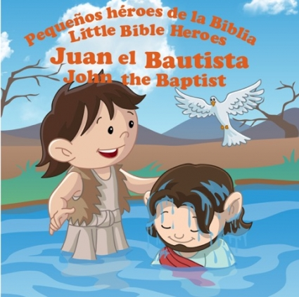 Juan Bautista Pequeños Heroes De La Biblia Prats