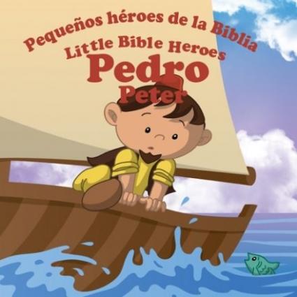 Pedro Pequeños Heroes De La Biblia Prats