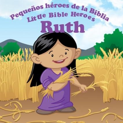 Rut Pequeños Heroes De La Biblia Prats