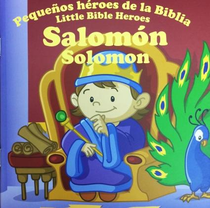 Salomon Pequeños Heroes De La Biblia Prats