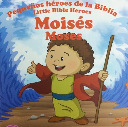Moises Pequeños Heroes De La Biblia Prats