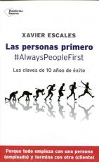 Las Personas Primero - Ed Plataforma