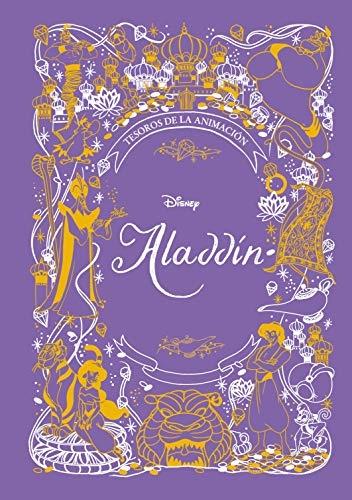 Aladdin Tesoros De La Animacion Disney