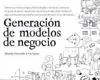 Generacion De Modelos De Negocios