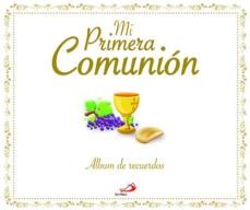 Mi Primera Comunion: Album De Recuerdos