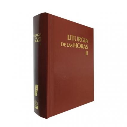 Liturgia De Las Horas Latinoamericana Vol Ii