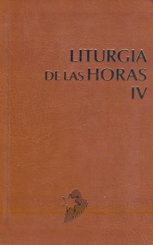 Liturgia De Las Horas Latinoamericana Vol Iv