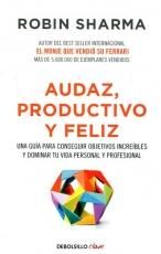 Audaz Productivo Y Feliz Esp