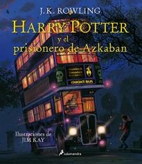 Harry Potter Y El Prisionero De Azkaban Ilust