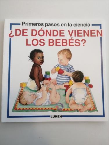 De Donde Vienen Los Bebes