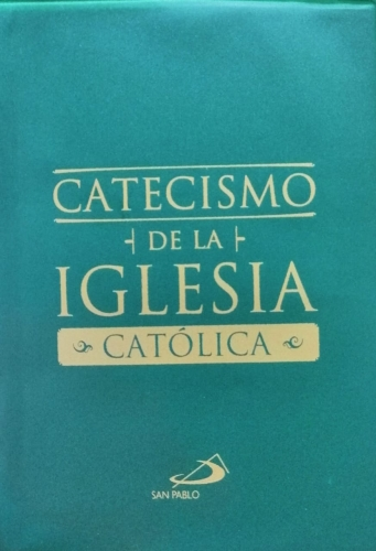Catecismo De La Iglesia Catolica Hoja De Biblia