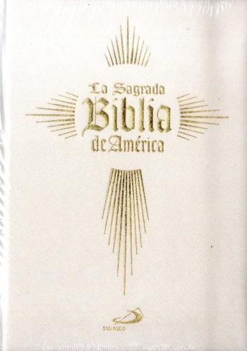 La Sagrada Biblia De America Altar