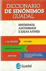 Diccionario Sinonimos Guadal