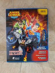 Liga De La Justicia - Defensores Del Planeta