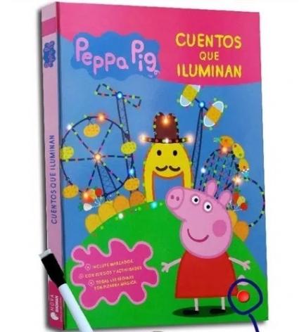 Peppa Pig - Cuentos Que Iluminan