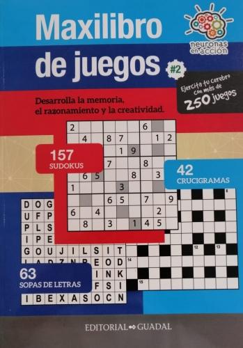 Maxilibro De Juegos 2