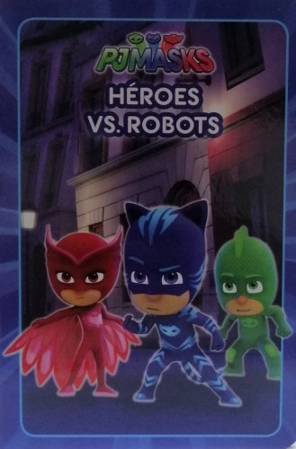 Heroes Vs Robots