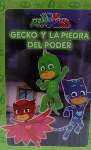 Gecko Y La Piedra Del Poder