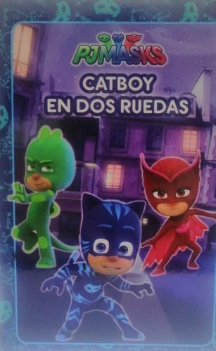 Catboy En Dos Ruedas