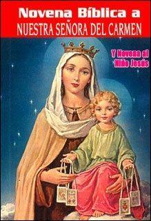 Novena Biblica A Nuestra Señora Del Carmen