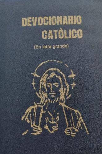 Devocionario Catolico Letra Grande