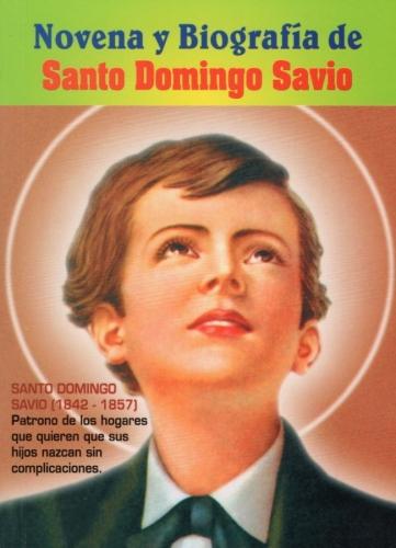 Novena Y Biografia De Santo Domingo Savio