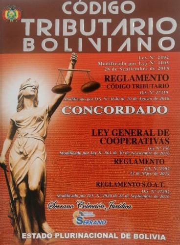 Codigo Tributario Boliviano Concordado