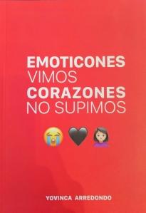 Emoticones Vimos Corazones No Supimos Tapa Blanda