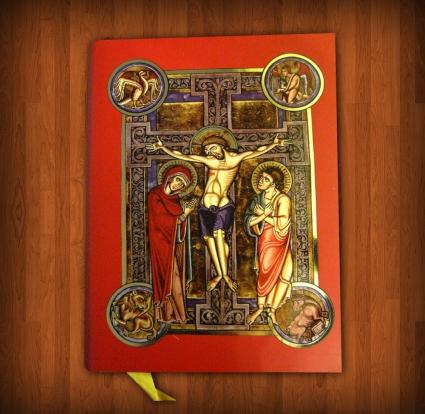 Evangeliario Canto Dorado